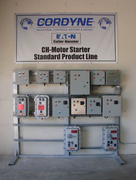 Eaton Electric Motor Starters - Eaton NEMA Rated Motor