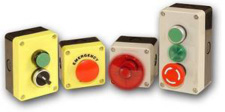 Carlo Gavazzi Push Buttons & Switches