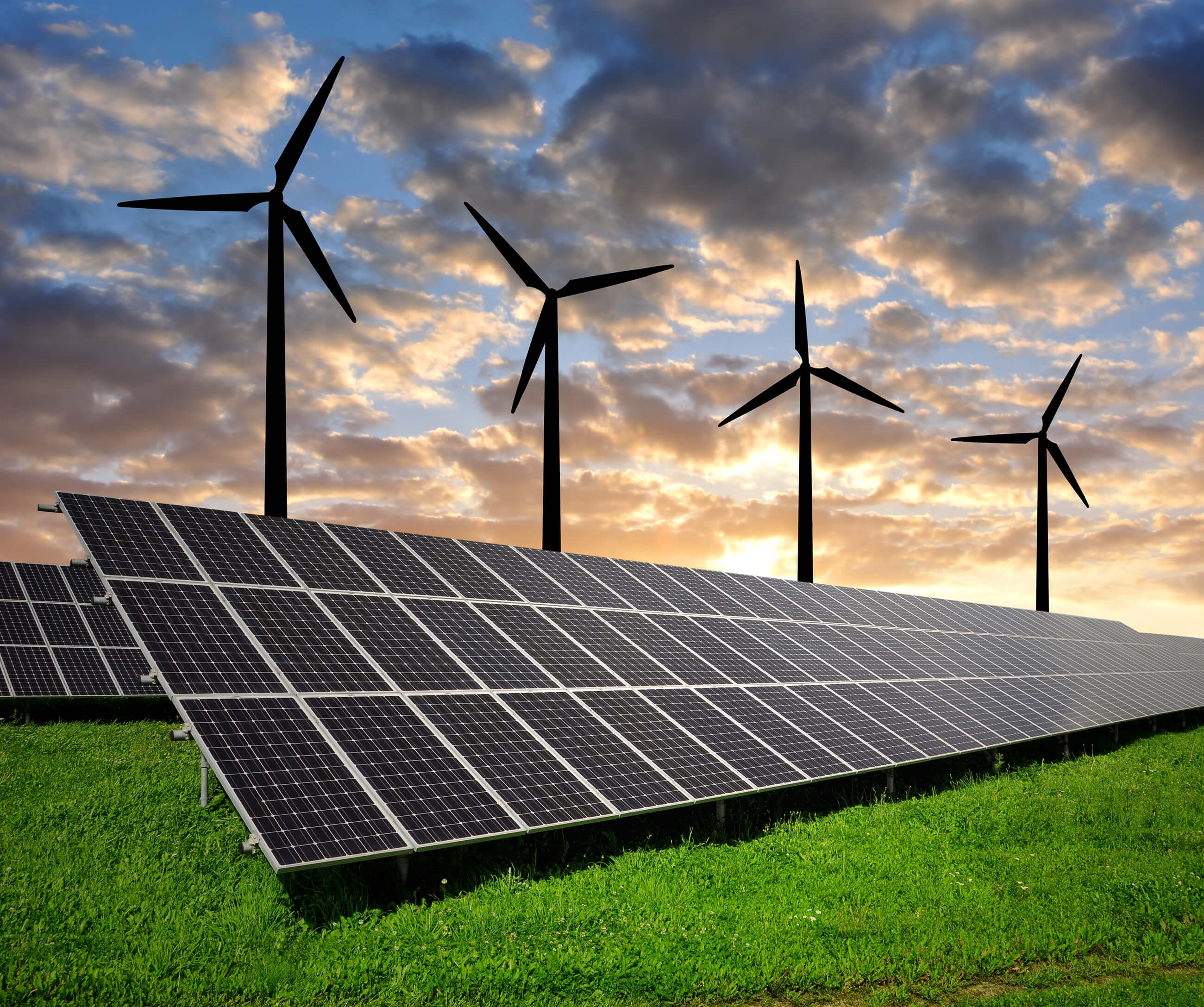 alternative energy control systems